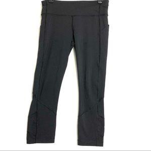 Lululemon Black Leggins Size 8